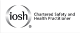 IOSH Chartered Logo 43px